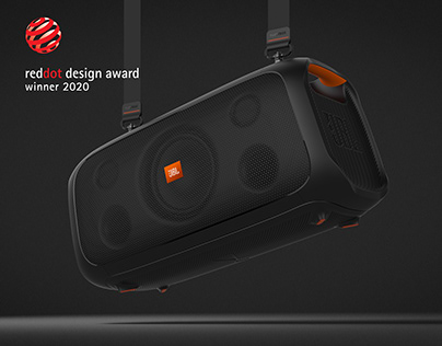 JBL PartyBox On-The-Go Portable Speaker