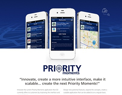 O2 Priority Moments.