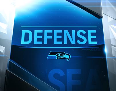 Super Bowl XLIX - Broadcast Graphics