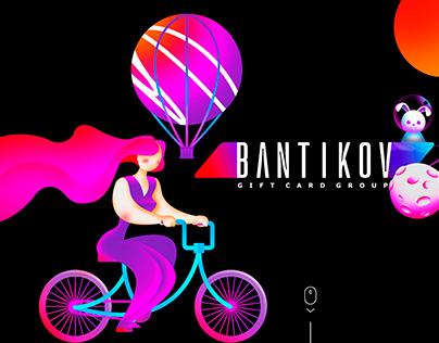 Новый Веб сервис для Bantikov.ru