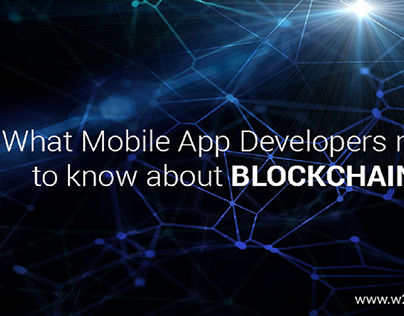 What #MobileAppDevelopers Need to Know #Blockchain
