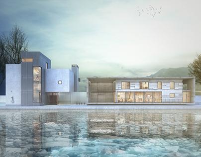 Icy Lake_House
