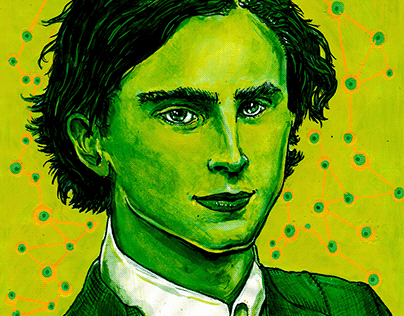 Monochromatic Male Portraits