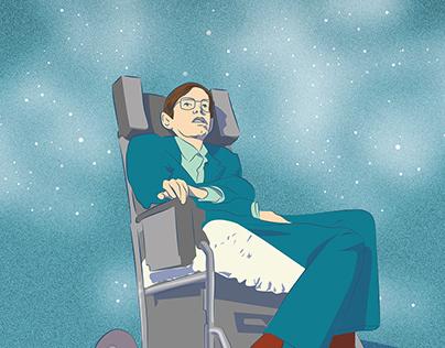 Een ode aan Hawking