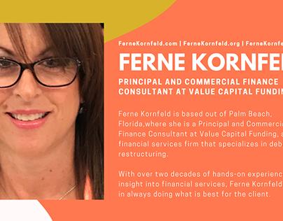 Meet Ferne Kornfeld from Value Capital Funding