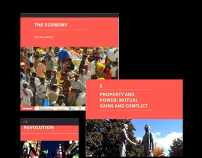 Digital curriculum ebook