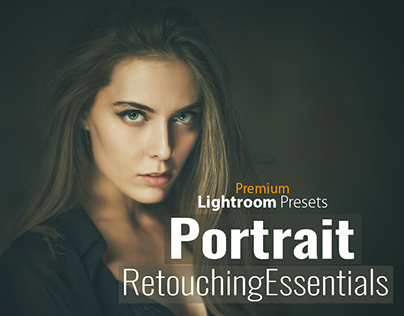 Portrait Retouching Lightroom Preset