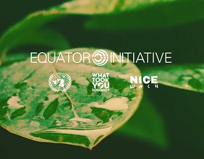 United Nations - Equator Prize 2020