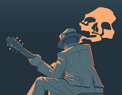 A tribute to Robert Johnson.
