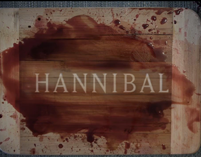 Hannibal Title Sequence