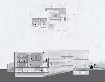 Architecture | 3D section