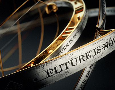 """lyric video made for charity single """"The Future Is Now!"""