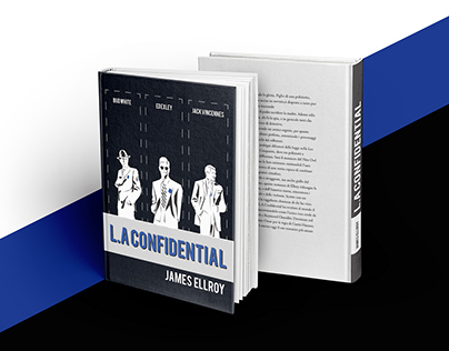 Re-Thinking Book Covers L.A Confidential