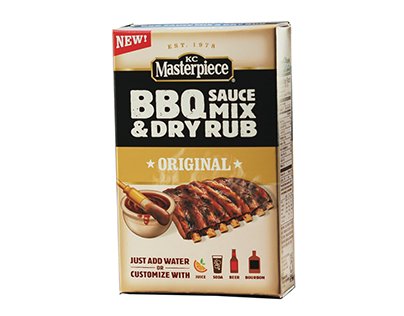KC Masterpiece BBQ Sauce - Banner Ads