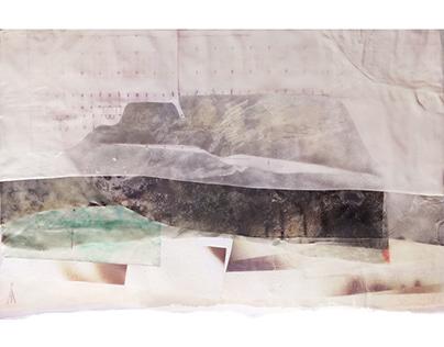 Landscape_ Dried Glue