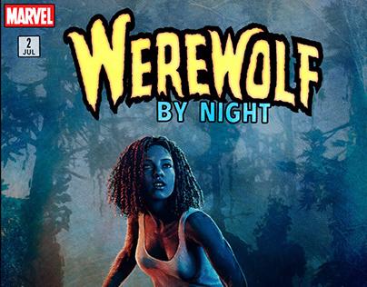 Werewolf By Night 2021 - Wolf Girl