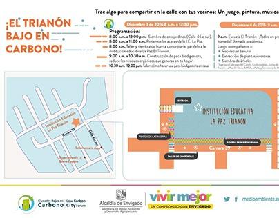 Ecozona, proyecto de intervención urbana sostenible.