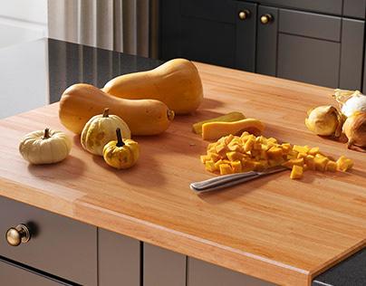 Wren 2018 CG Kitchen Projects