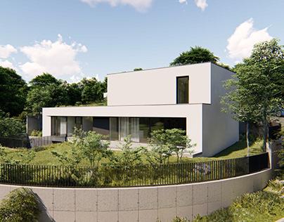 Neighbour house