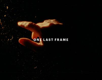 One Last Frame – Short Film