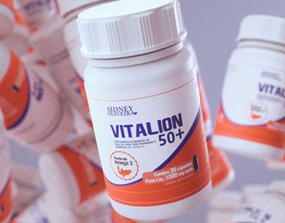 Vitalion 50+