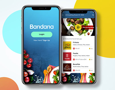GoodFood - On Demand Restaurant/Food Delivery App on Behance