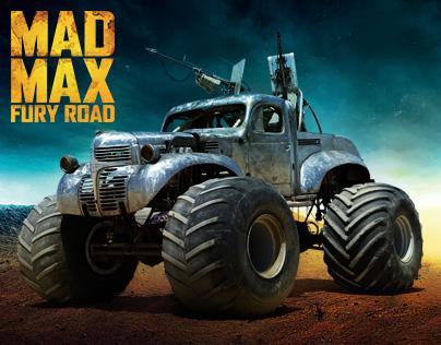 Mad Max: Fury Road Vehicle Showcase