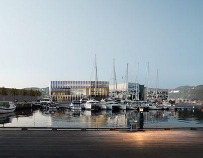 City Hall Sandnes Norway