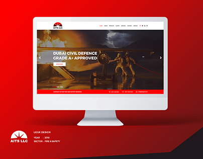 AITS Website Project