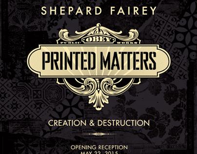 #Flyer   Shepard Fairey