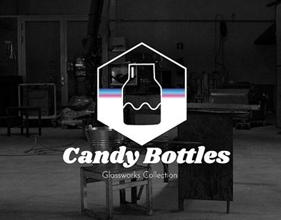 Candy Bottles - Product Design & Branding