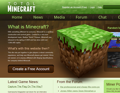 TotalMinecraft.com (2011)