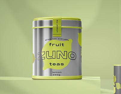 Zuno Fruit Teas