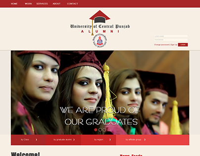 Project UCP Alumni Association