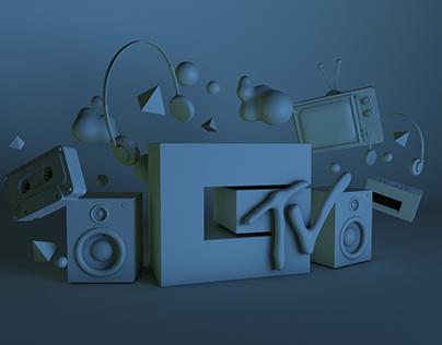School of Motion C4D Lighting Project