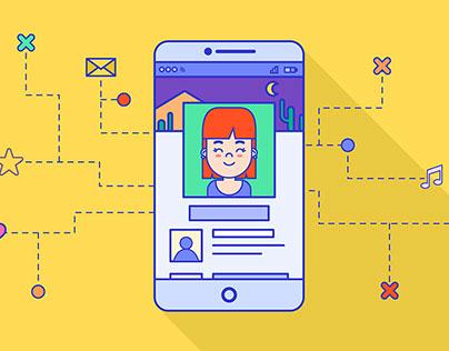 Redes Sociales en Nuestras Vidas
