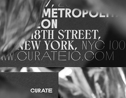 Curate — International Collections, NY