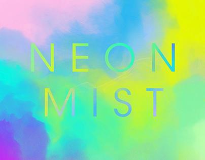 Neon Mist by Todd Proctor