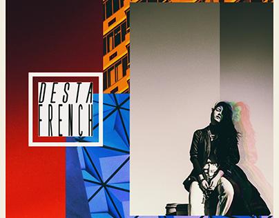 Desta French EP Album Cover 2