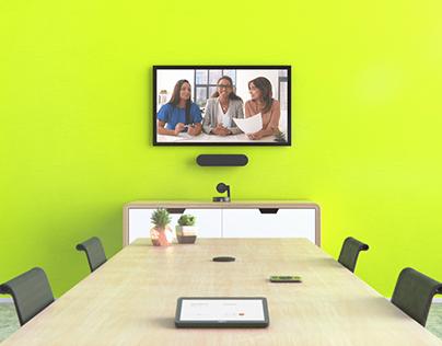 Logitech - Video Collaboration