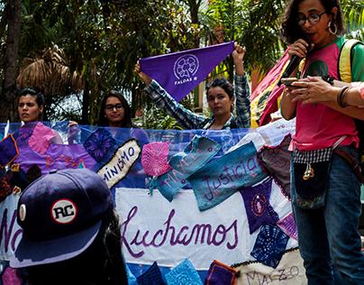 Nosotras Luchamos feminismos en acción permanente