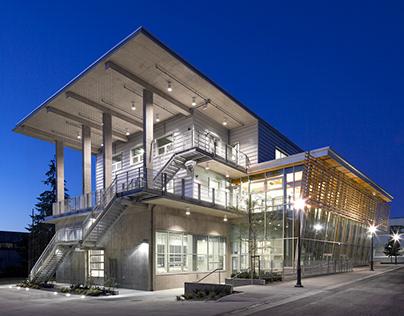 Wayne & William White Engineering Design Centre at UBC