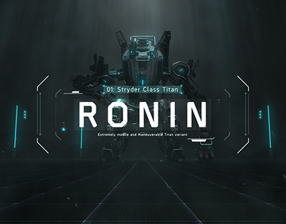 GUI Infographics - Ronin - Titanfall 2