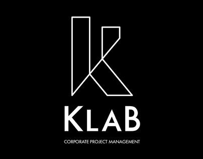 Identidad, papelería y página web Klab