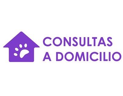 Consultas a domicilio - Identidad y Sitio web