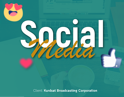 Kurdsat social media