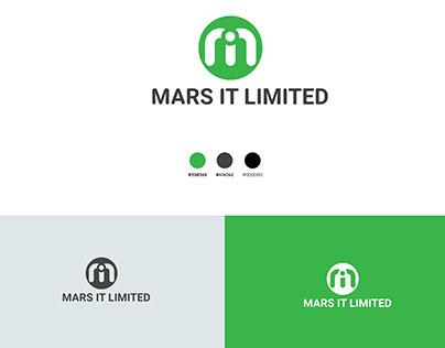 Mi Logo Design for Mars it Limited