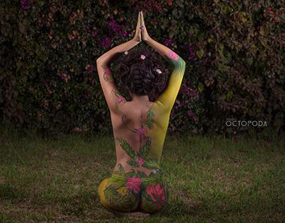 Body Paint Naturaleza