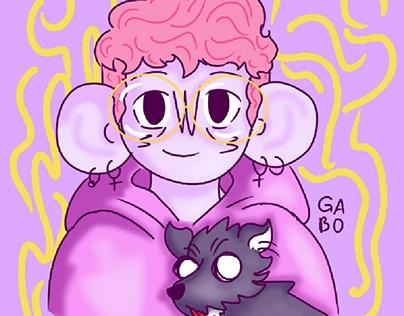 GABO! (and Finho)