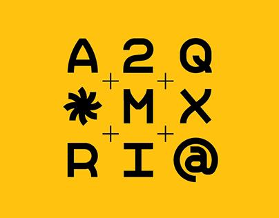 EBMQuintto - Tipografia